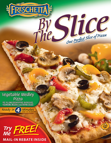 FRESCHETTA® By The Slice Vegetable Medley