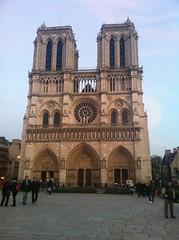 Notre Dame de Paris/巴黎圣母院
