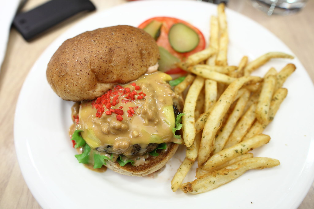 phat burger 肥漢堡 肥茲茲 part II