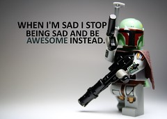 Awesome (leg0fenris) Tags: star lego awesome boba wars fett whenimsadistopbeingsadandbeawesomeinstead