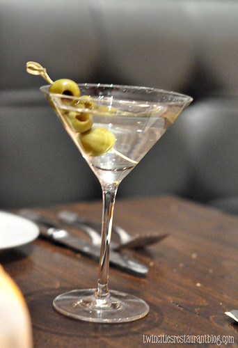 Dirty Martini at Heartland ~ St Paul, MN