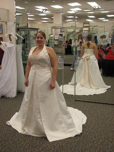Ambers Wedding Dress - 2-13-11 018