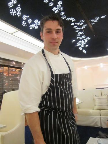 Chef David Feau