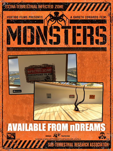 Home: Monsters by nDreams