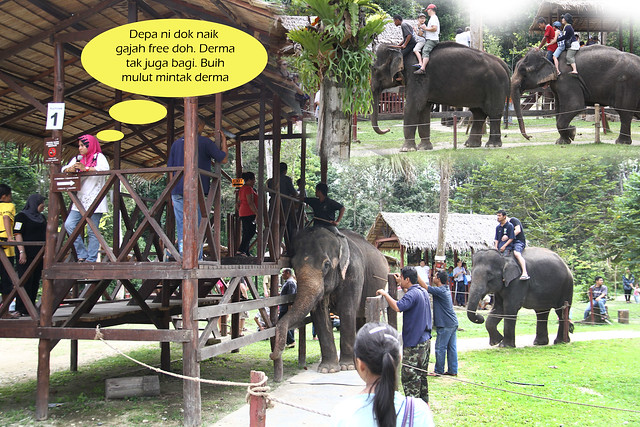 Elephant Sanctuary Lanchang