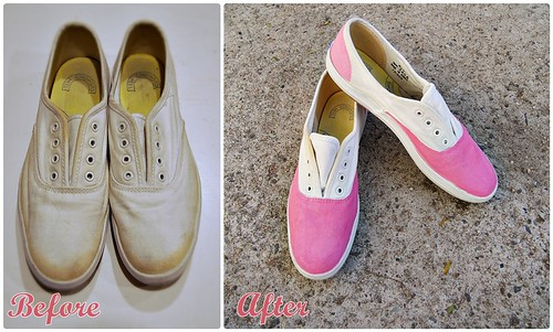 Project Restyle: Keds