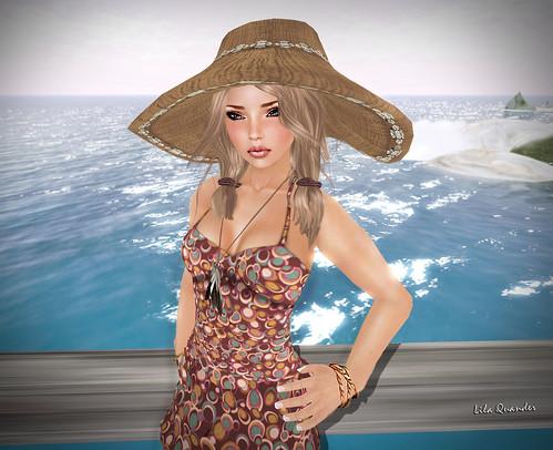BBE Beach Hat