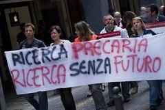 Manifestazione Gelmini 1/09/10 Padova (Riforma Gelmini (DDL 133/2008)) Tags: università protesta ricerca padova manifestazione gelmini