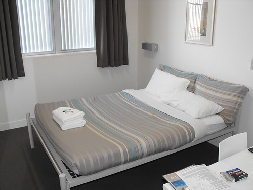 Sydney YHA Rocks private room