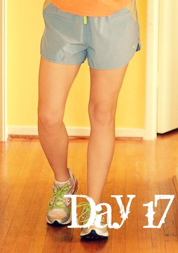 February Tights Challenge: Day 17