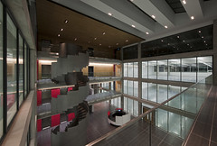 Office Atrium (Paul Zanre Photography)