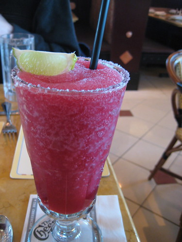Pomegranate Margarita