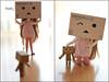 Danbo Love 2 of 2 (heavendrop) Tags: dal luts nugget puki danbo obitsu 21cm danboard minidanboard minidanbo