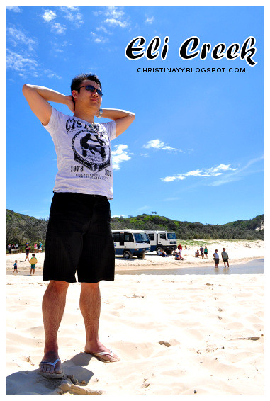 Fraser Island: Eli Creek