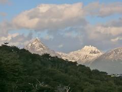 Monte Olivia y 5 Hermanos Ushuaia, Tierra del Fuego Argentina (Cristina Bruseghini de Di Maggio) Tags: ushuaia anawesomeshot