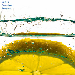 Lemon Splash (Carsten Saager) Tags: lemon splash
