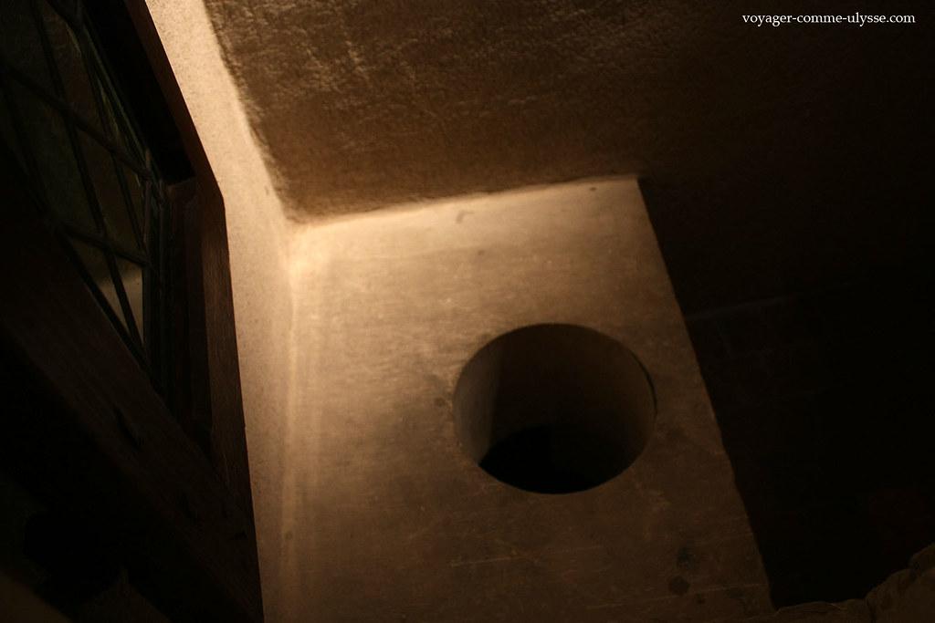 Premières toilettes médievales