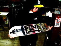 Where the wheels (famelovemusic) Tags: music love fun clothing bmx surf fame lifestyle mmm skate benjamin brand mma flm skatebording famelovemusic