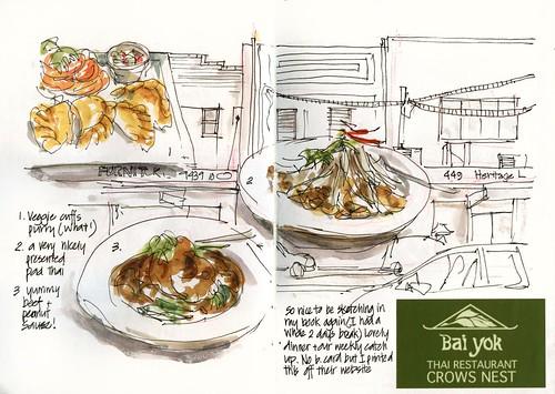 110224 Thai Dinner