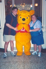 Us with Pooh