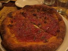 Mozza Tomato Pizza