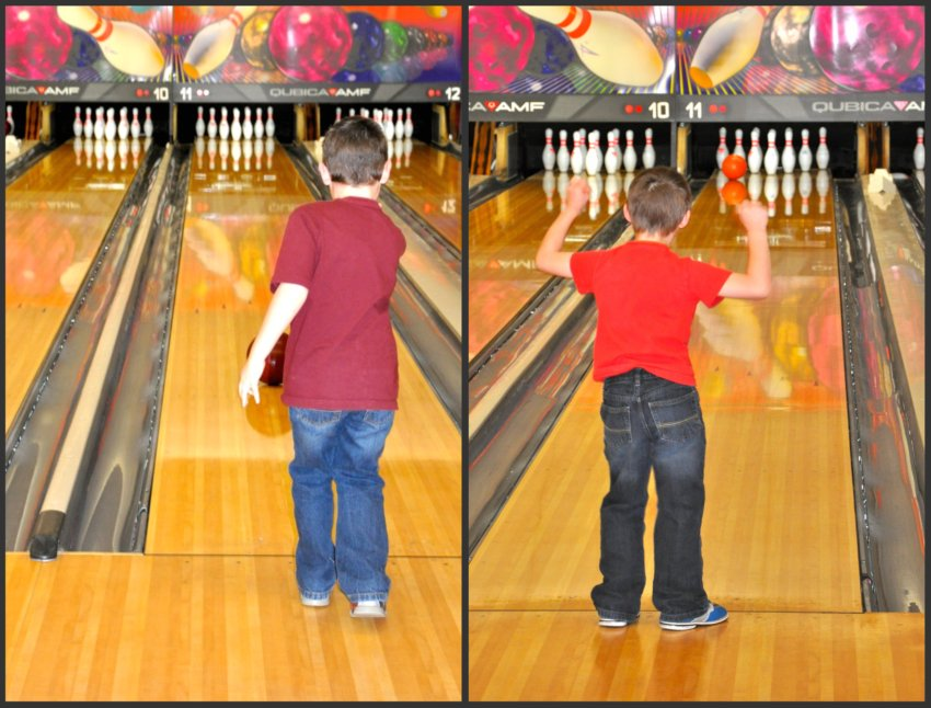 Chris and Nick Bowling