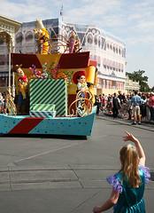 Disney Street Parade