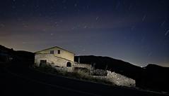 La casa de la curva (Alfredo Blanquer (Konqueror)) Tags: de casa nocturna polar rates coll curva tárbena