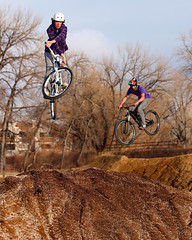 Train (Bryce Bradford) Tags: colorado dj trails olympus dirt biking 50200mm zuiko jumps e30 swd gunbarrel f2835
