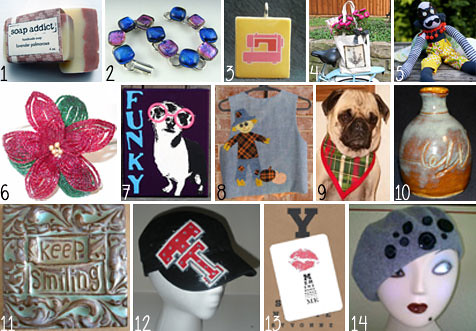 Funky Finds Spring Fling - Vendor Preview #8
