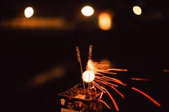 (fromA2B) Tags: life camera new leica light colour rabbit film home night river lens happy 50mm countryside town fuji dof fireworks bokeh voigtlander year chinese taiwan rangefinder slide full frame mp   provia f11 nokton wanli 400x