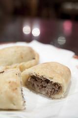 Пирожок с мясом, Кафе РОССИЯ, Kichijoji
