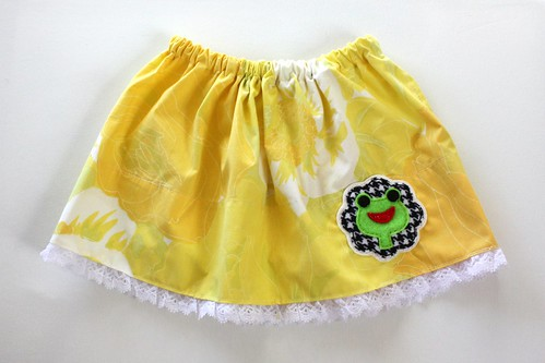 The Froggy Skirt