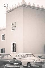 Memories From Riyadh (Shakir's Photography) Tags: old heritage car yellow sand desert cadillac retro dirt arab saudi dodge riyadh 1950 عربي shanko sabir سيارات السعودية الرياض shakir سعودي قديم اثري قلعة رمال رمل ventage عمارة قديمة تراب مبنى صابر معمار غبار شاكر شنكو