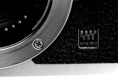 C500D-IMG_3347-PR Olympus Pen E-P1 - Camera Porn (Nic (Luckypenguin)) Tags: blackandwhite bw blancoynegro monochrome monocromo noiretblanc gear  cameraporn canondigitalcamera  canoncamera canon500d  monocromatico primelens canonef canonef100mmf28usmmacro  olympuscamera inbiancoenero olympusdigitalcamera canoneos500d canonspeedlite430exii luckypenguin micro43 microfourthirds canonrebelt1i olympusep1 olympuspenep1