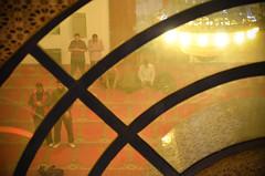 صلاة العشاء داخل مقر امن الدولة بمدينة نصر Evening prayers inside the headquarters of state security in Nasr City by أحمد عبد الفتاح Ahmed Abd El-fatah