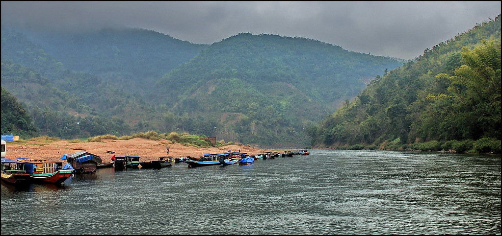 Muang Khua, Phong Sali, Northern Laos