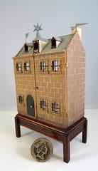 144th scale Nuremberg house
