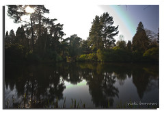 TRANQUIL (vicki127.) Tags: tattonpark knutsford cheshire japanesegardens pond water trees reflections canon300d adobephotoshopcs5 vickiburrows vicki127 ilovemypics flickraward digitalcameraclub mr mygearandme nationaltrust ringofexcellence soe youmademyday