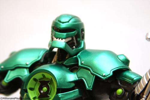 Stel wants to arm wrestle Hulk