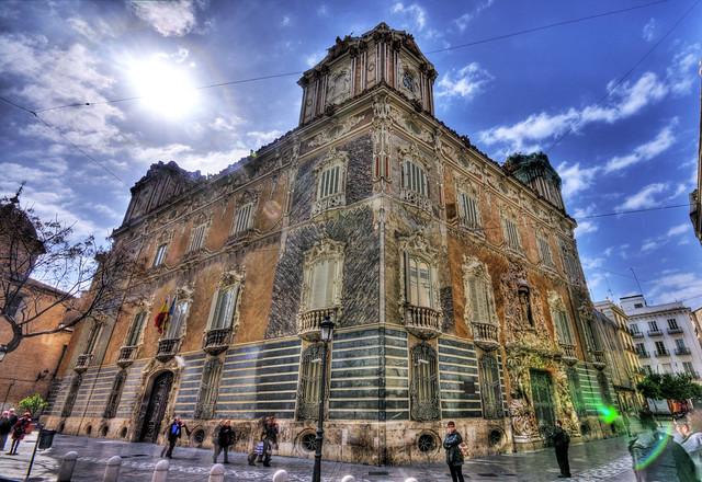 Museo Nazionale della Ceramica Gonzalez Marti - Valencia