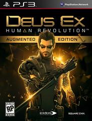 Deus Ex Augemented Ed Pack Art PS3
