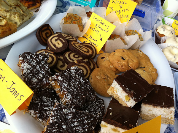 Assortment - Sydney Vegan Bake Sale