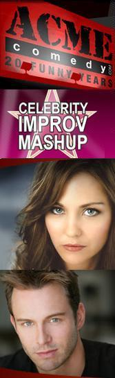 3/11/11 - Jade Harlow and Eric Martsolf in Celebrity Improv Mashup