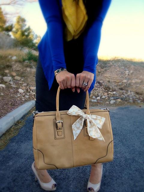 Coach Bag Gift