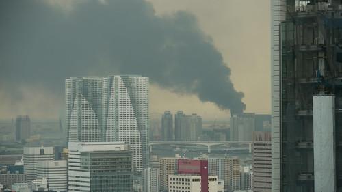 Odaiba Fire