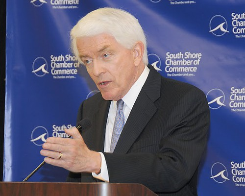 Tom Donohue, President of the U.S. Chamber of Commerce