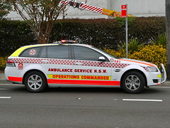 ASNSW Ops Commander Commodore Sportswagon (Highway Patrol Images) Tags: rescue highway omega ambulance falcon toyota commodore emergency incident patrol camry afp response yamaha1300 nswfirebrigades nswpoliceforce ambulanceservicensw nswpolicefireambulance australianfederal xr6tssholdenfordscaniavarley