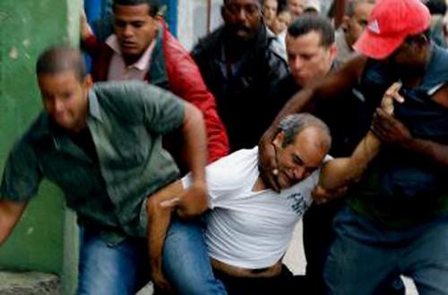 Repression in Cuba