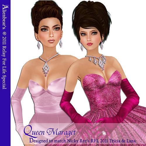 RFL 2011 Queen Maraget models